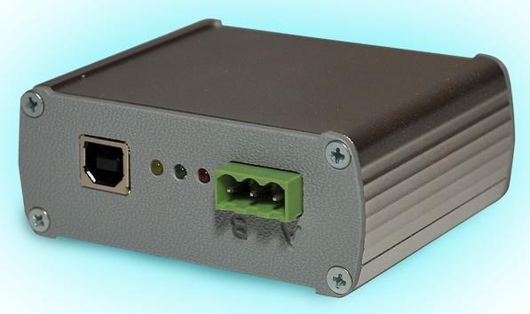 Prevodník USB/485,USB kábel + software