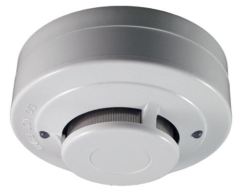 Optický dymový snímač-12V