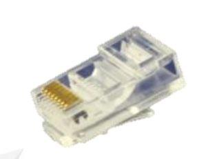 DS-1M01 - RJ45 CAT5E - 100ks - konektor