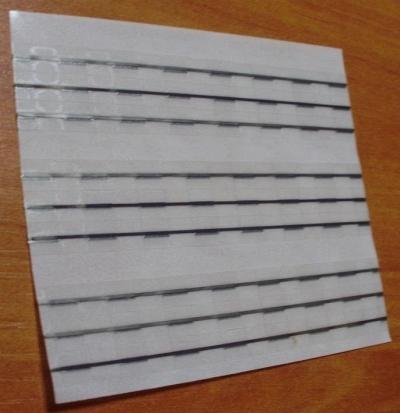 EM pásik 6x90mm, priehľadný (balenie 1000ks)