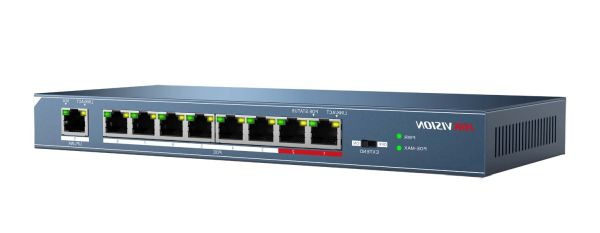 DS-3E0310HP-E - PoE switch