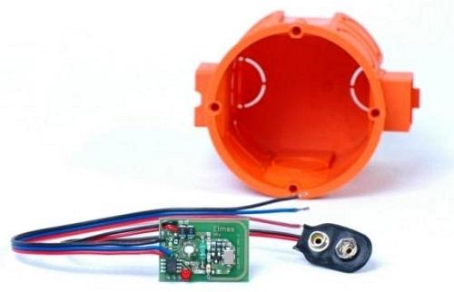 MTX – 2 kanálový mini vysielač