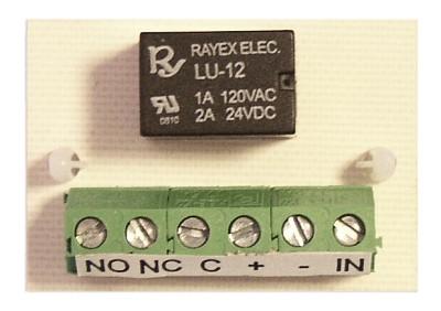 VRO 1 - výstupný reléový obvod
