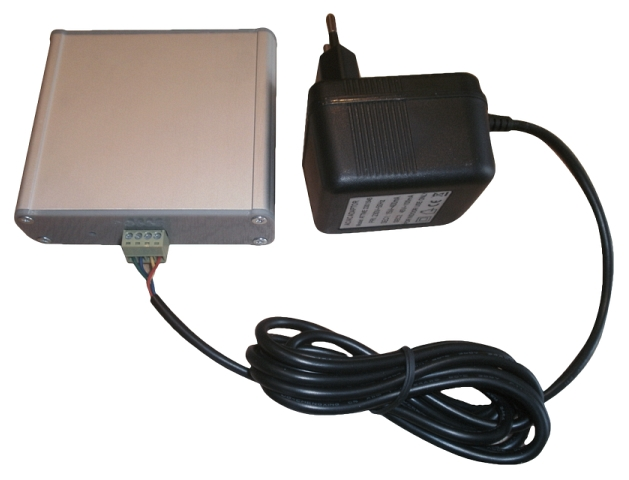 Deaktivátor RF Mini so zdrojom  230/15V~