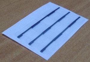 EM pásik 6x32mm, priehľadný (balenie 1500ks)