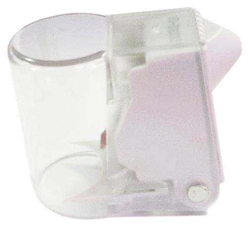 RF/AM BottleLox Mini, superzámok, transparent/sivý
