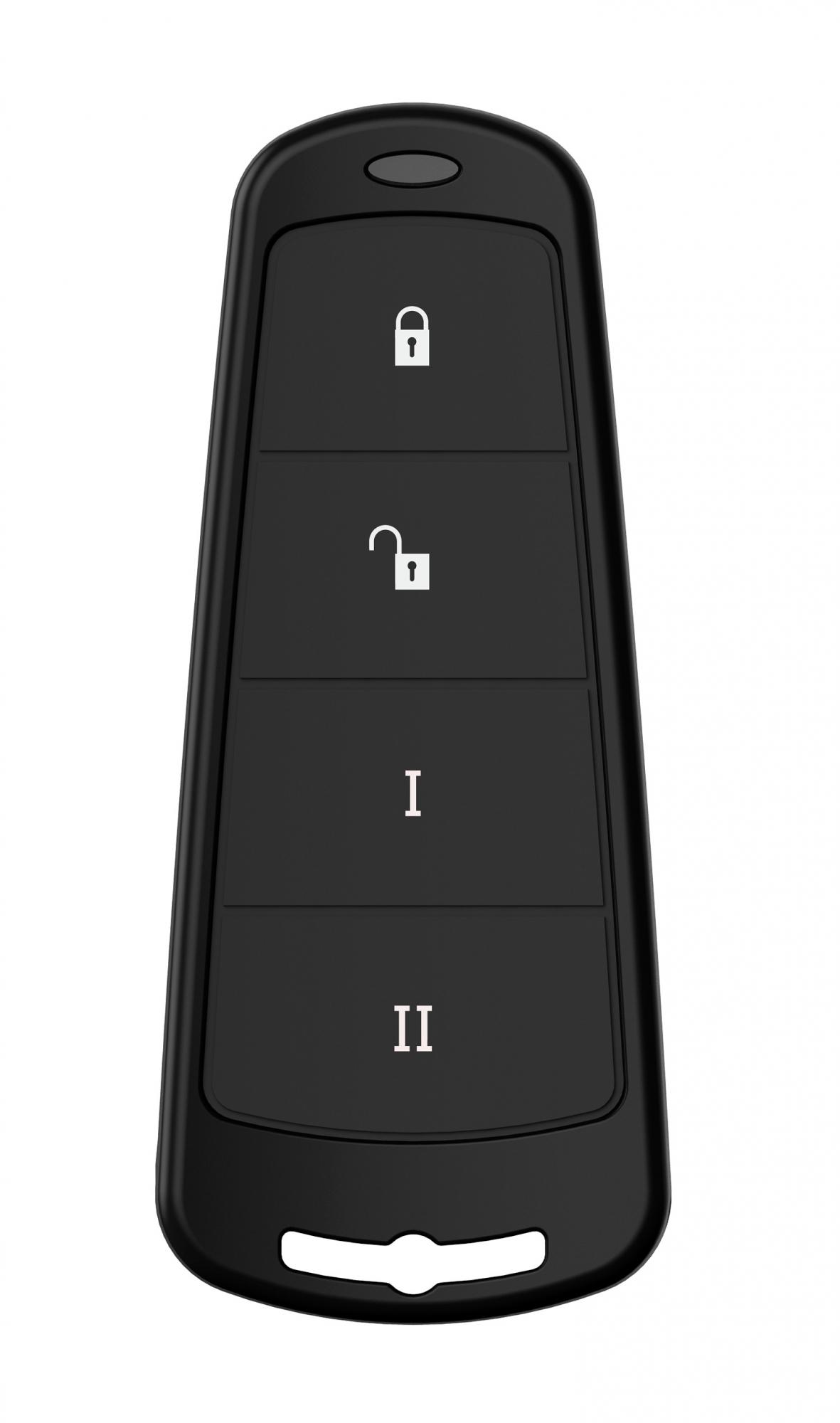 Hikvision DS-PKFS-4 - kľúčenka